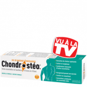 Chondrosteo gel de massage 100g