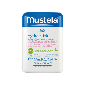 MUSTELA COLD CREAM Hydra-Sticks, 9.2g