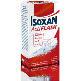 ISOXAN ActiFLASH, 28 comprimés effervescents