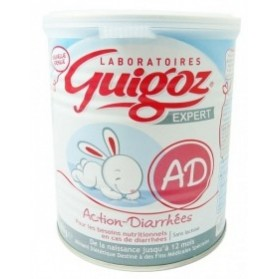 Guigoz expert AD Action diarrhées de 0 a 12 mois Boite de 400g
