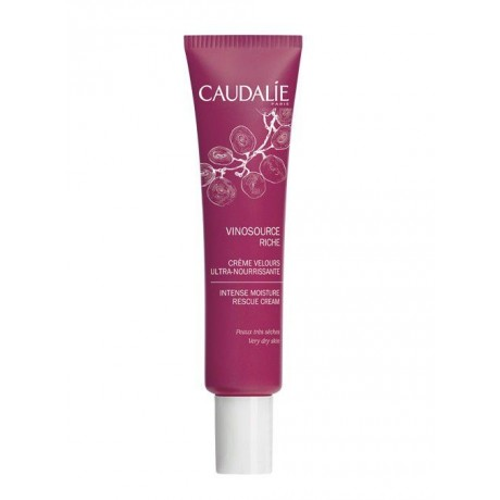 Caudalie Vinosource Riche Crème Velours Ultra-Nourrissante 40ml