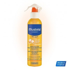 Mustela Solaire spray très haute protection spf 50+ 300 ml