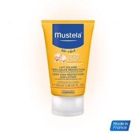 MUSTELA Solaire lait très haute protection spf 50+ 100ml