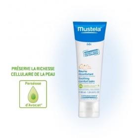 Mustela Baume Réconfortant Soin pectoral hydratant aux senteurs purifiantes 40ml