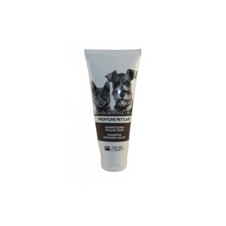 FRONTLINE PETCARE Shampooing Poils Noirs 200 ml