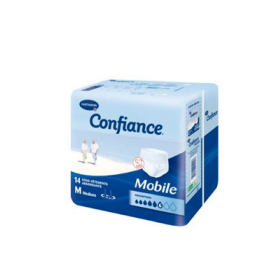 HARTMANN Confiance Mobile Absorption 6 Taille 2 Médium sachet de 14 slips absorbants