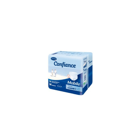 HARTMANN Confiance Mobile Absorption 6 Taille 2 Médium sachet de 14 slips absorbants