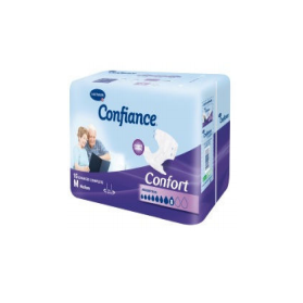 HARTMANN Confiance Confort Absorption 8 Taille 2 Médium sachet de 15 changes complets