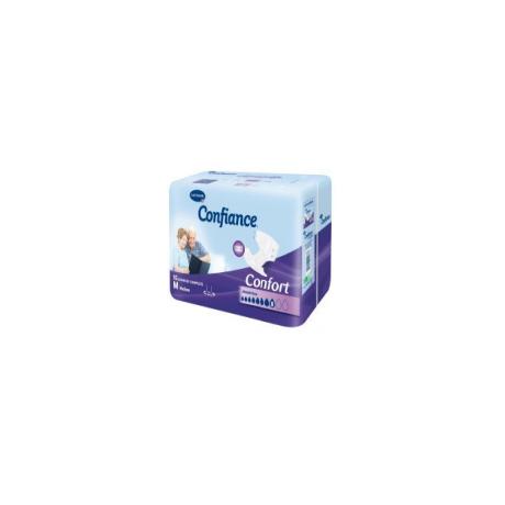 HARTMANN Confiance Confort Absorption 8 Taille 2 Médium sachet de 15 changes complets