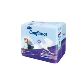 HARTMANN Confiance Confort Absorption 8 Taille 3 Large sachet de 15 changes complets