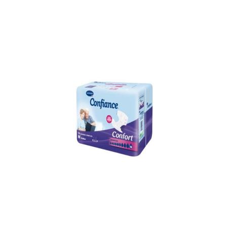 HARTMANN Confiance Confort Absorption 10 Taille 2 Médium sachet de 14 changes complets
