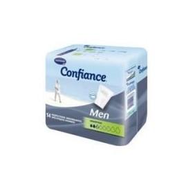 HARTMANN Confiance for men Absorption 3 sachet de 14 coquilles péniennes