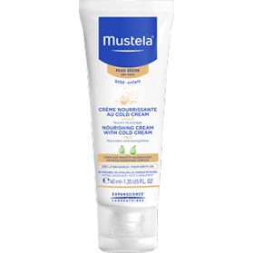 Mustela Crème Nourrissante au cold cream 40ml