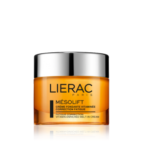 LIERAC MESOLIFT Crème Fondante Vitaminée Correction Fatigue 50ml