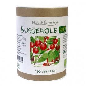 Nat & Form Busserole Bio 200 gélules