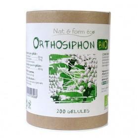 Nat & Form Orthosiphon Bio 200 gélules