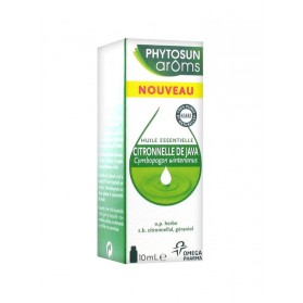 Phytosun Arôms Citronnelle de Java 10 ml