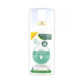 Phytosun Arôms Spray Répulsif Moustiques 75 ml