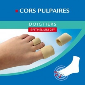 Epitact Doigtier cors pulpaires taille S