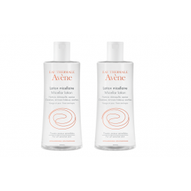 Avene Lotion lot de 2x400ml