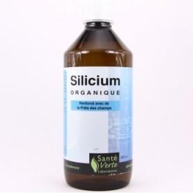 SANTE VERTE Silicium Organique flacons de 500ml