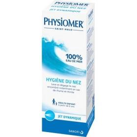 PHYSIOMER Hygiène du nez - jet dynamique, 135ml