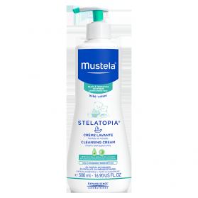 MUSTELA Stelatopia - Crème lavante, 500ml