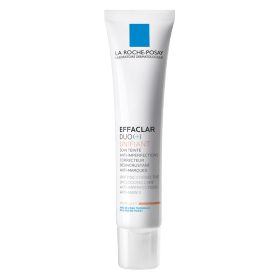 LA ROCHE-POSAY Effaclar - Duo (+) unifiant light, 40ml