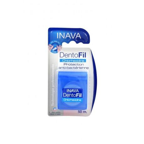 Inava Dentofil Chlorhexidine Fil Dentaire 50 m