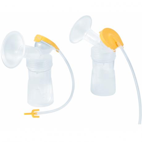 MAMIVAC Kit téterelles double T. XL Tire-lait