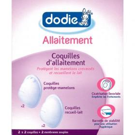 Dodie Coquilles d'Allaitement