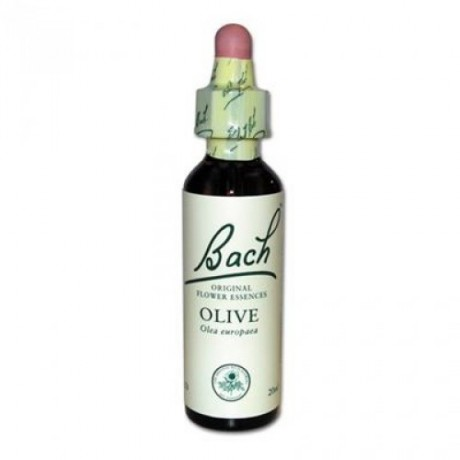 Fleur de Bach Olive n°23 - 20 ml - Bach