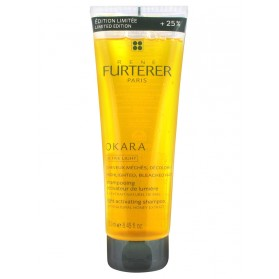 Furterer Okara Shampooing Activateur de Lumière 250 ml 25% Offerts