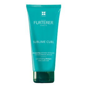 FURTERER Sublime Curl - Shampooing Activateur de boucles, 200ml