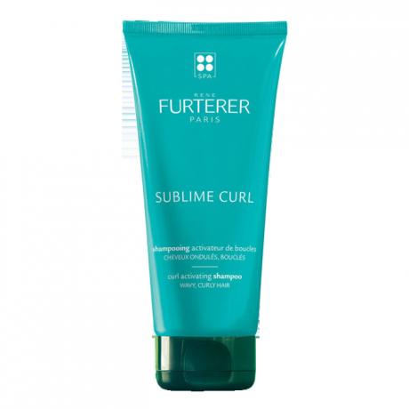 FURTERER Sublime Curl - Shampooing Activateur de boucles, 200ml