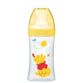 DODIE Biberon Sensation Winnie Jaune 270 ml 0-6 Mois