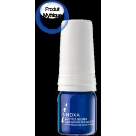Innoxa Gouttes Bleues Lotion hydratante stérile pour les yeux 10ml