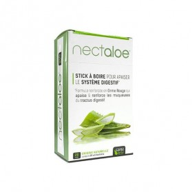 SANTE VERTE - Nectaloe 20 sticks de 10ml