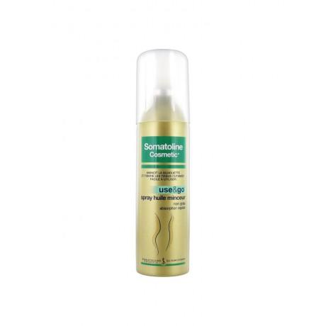 Somatoline traitement USE&GO Spray Huile Minceur 125ml