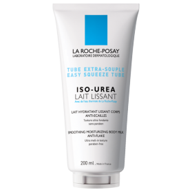 LA ROCHE-POSAY - Iso-urea - lait corporel lissant et régulateur confort intense - 200ml