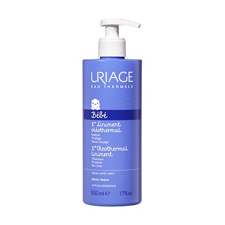 URIAGE 1ER LINIMENT OLÉOTHERMAL 500ml