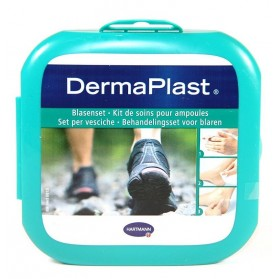 DermaPlast Kit de soins pour ampoules