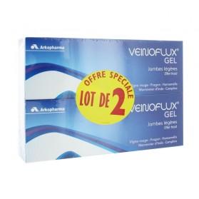 Arkopharma Veinoflux Gel Effet Froid Lot de 2 x 150 ml