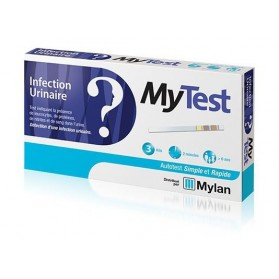 My Test Infections Urinaires 3 kits