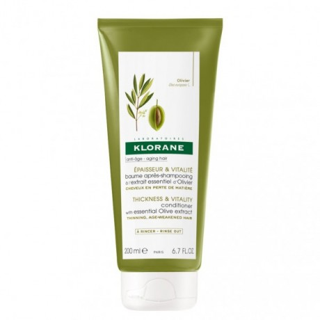 Klorane Baume Extrait d'olivier 200ml