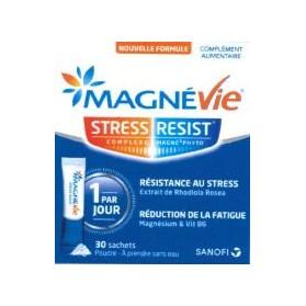 MAGNÉVIE STRESS RESIST 30 SACHETS POUDRE STICK