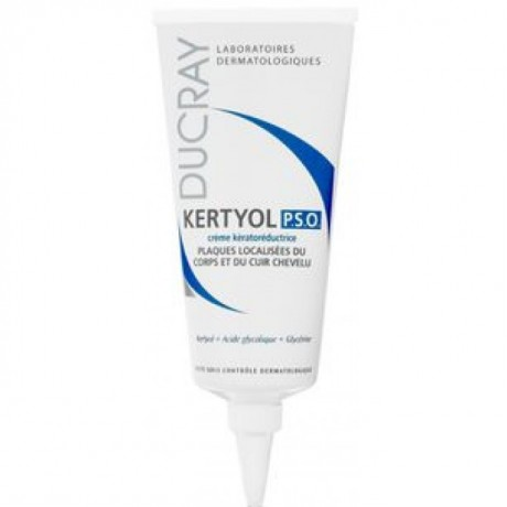 DUCRAY - Kertyol p.s.o. crème kératoréductrice - 100ml
