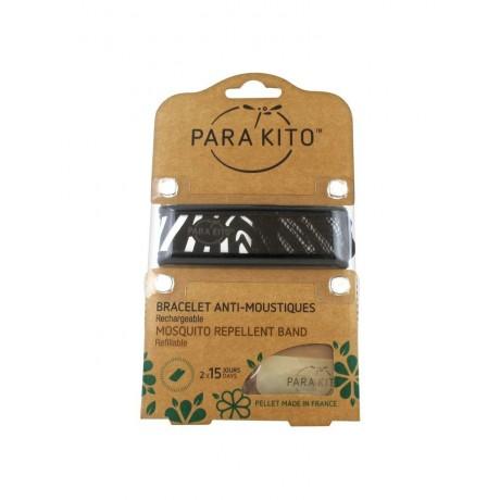 Para'Kito Bracelet Anti-moustique Zebre