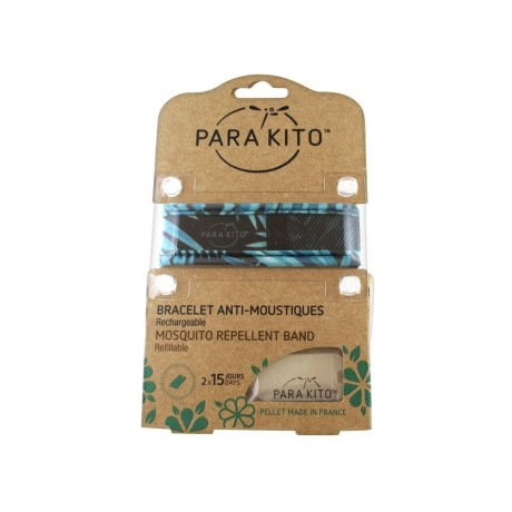 Para'Kito Bracelet Anti-moustique Dark explorer