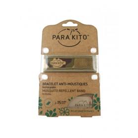 PARA'KITO Bracelet Anti-moustiques - Camouflage